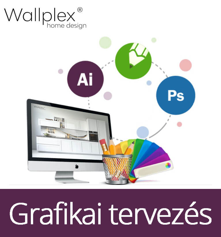 wallplex grafikai tervezés